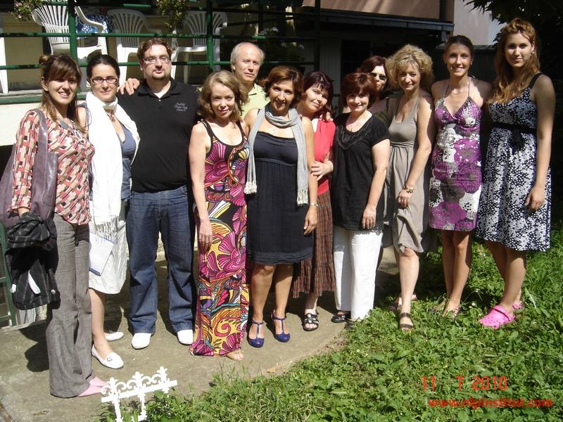 Coaching for Conviviality – trener Arline Davis od 22-24 jula