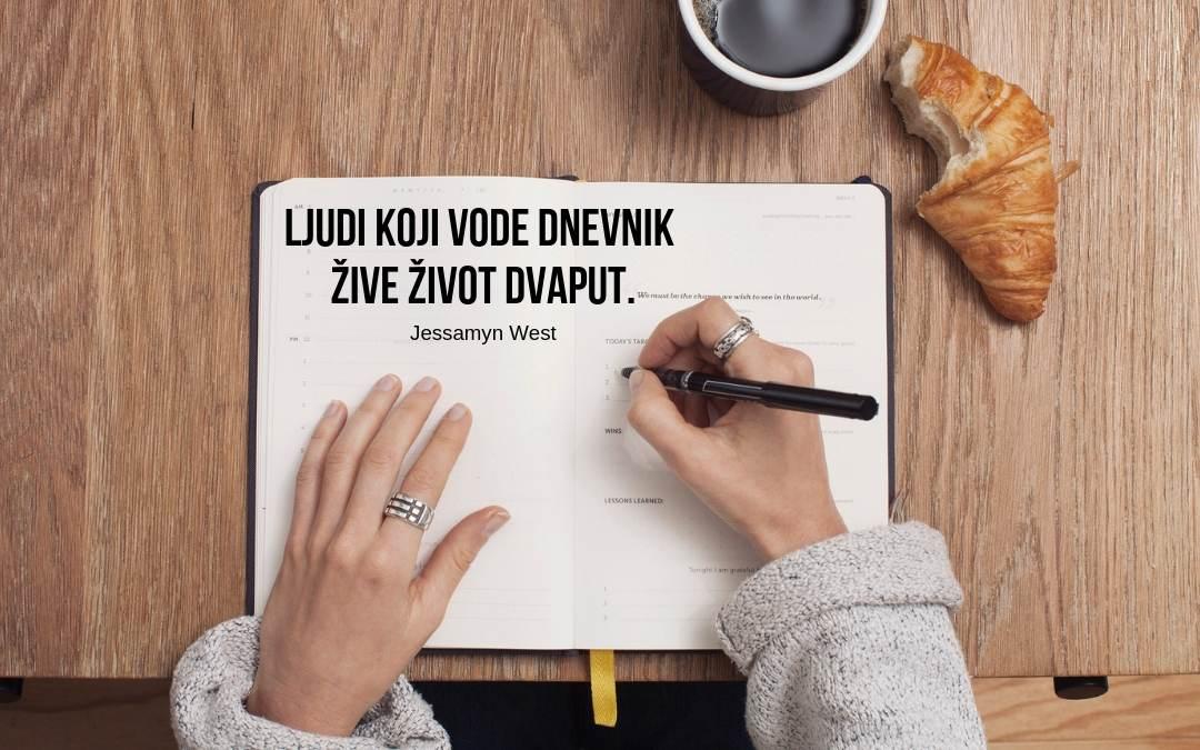 Kako pisanje može da vam izleči život