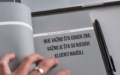 Sve što niste znali o coaching-u, a niste smeli da pitate