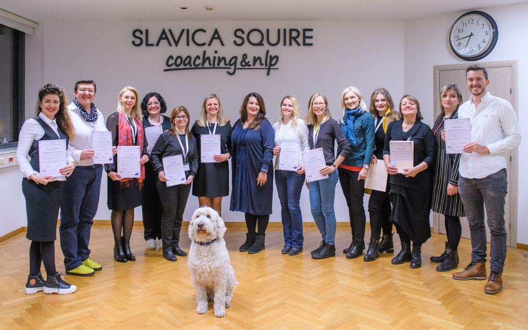 ECA sertifikacija apsolvenata naše Coaching Akademije