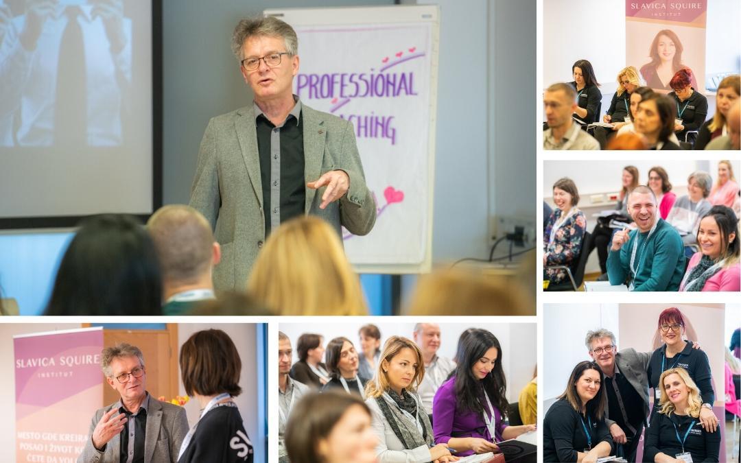 Poslednji modul Professional Coaching edukacije